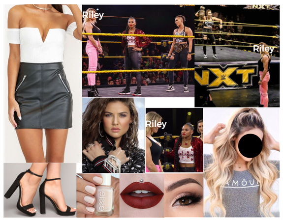 NXT: Riley, Rhea, and Bianca