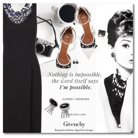 Audrey Hepburn: Nothing is impossible