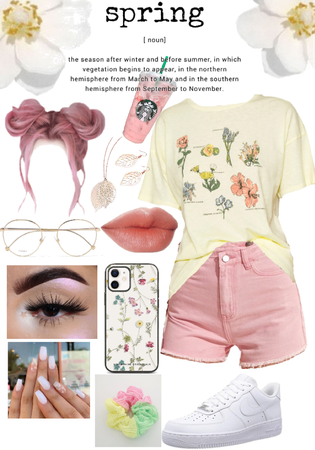 Spring Outfit🌸