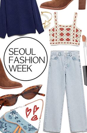 Seoul Fashion Weeks
