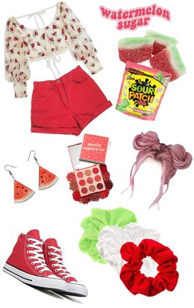 watermelon sugar 🍉