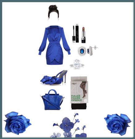 Blue Colbat theme by Giada Orlando 2019