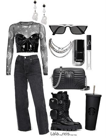 Prada Outfit