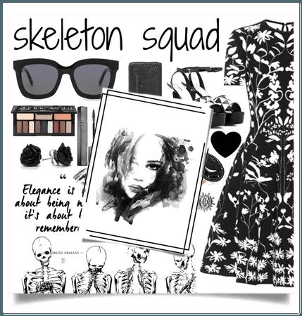 skeleton squad