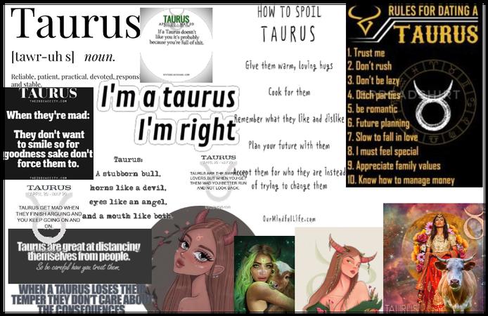 i love being a taurus