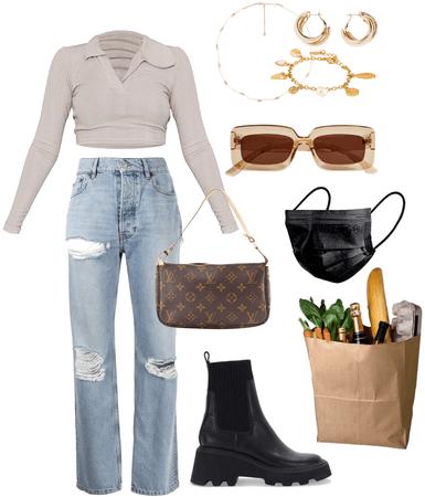 running errands <3