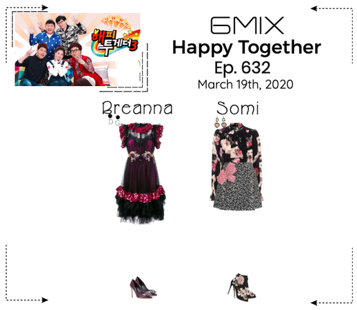 《6mix》Happy Together
