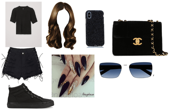 Girls ONLY night out Outfit