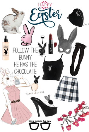 sexy Easter 🐣 bunny 🐰 xox