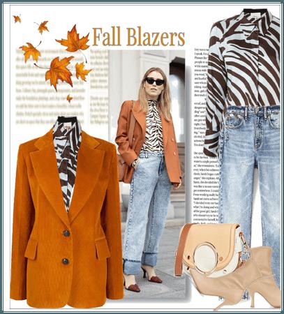 Fall Blazers