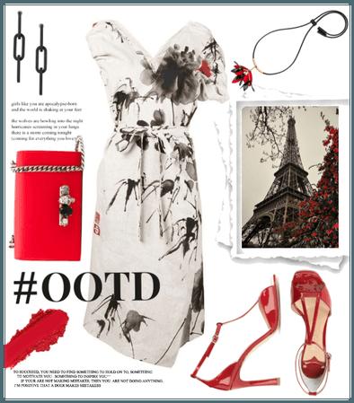 #OOTD Parisian elegance
