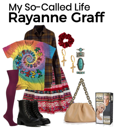 My So-Called Life: Rayanne Graff