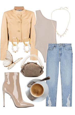 beautiful beige