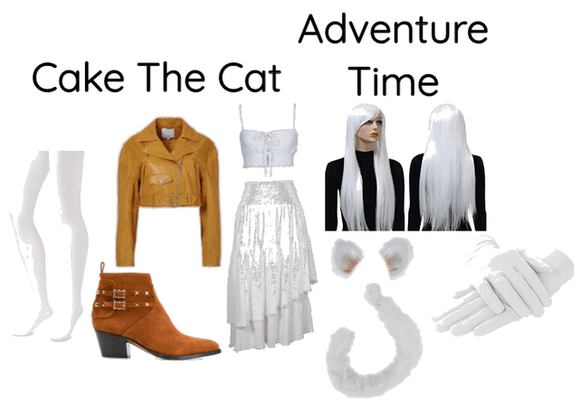 Cake The Cat (Adventure TIme)
