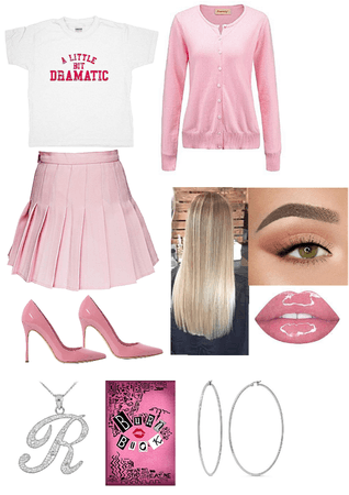 Regina George Halloween idea