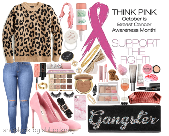 Contest:: Who Do You Wear Pink For (Breast Cancer)