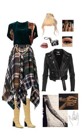 Plaid with me