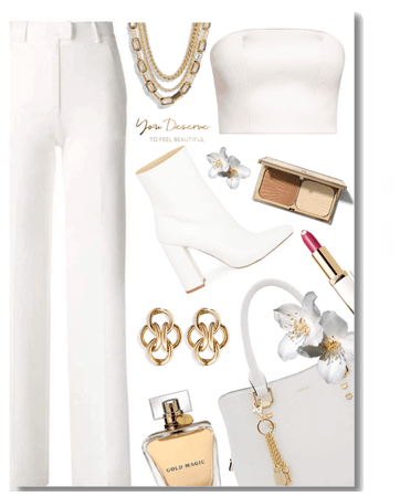 Gold and White Inspiration