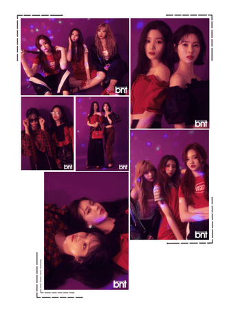 Crushes (호감) BNT International Magazine Photoshoot