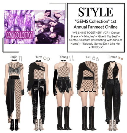 """STYLE """"GEMS Collection"""" 1st Annual Fanmeet"""