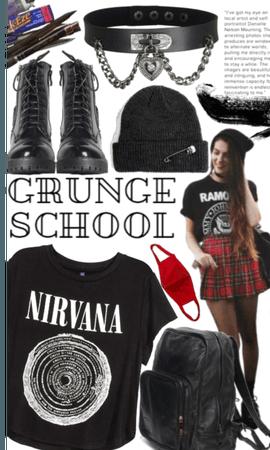 Grunge school