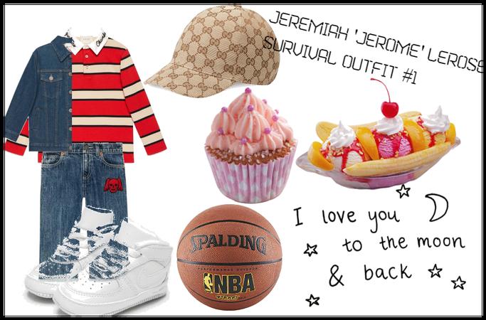 Jeremiah 'Jerome' LeRose Survival outfit #1