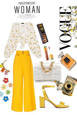 sunflower elegan style