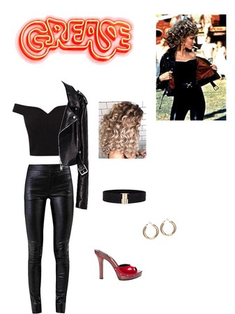 Sandy - Grease Costume