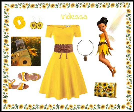 Iridessa outfit - Disneybounding