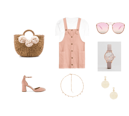 blush pink summerness