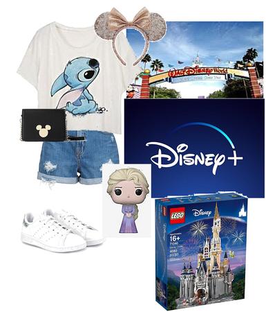 The Disney Lover
