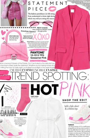 on sundays we wear pink. 💕