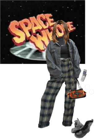 space whore