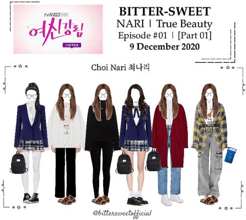 BITTER-SWEET [비터스윗] (NARI) True Beauty 201209