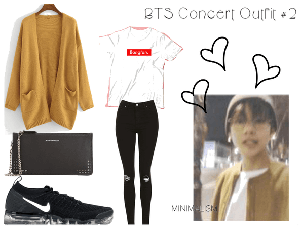 My BTS Love Yourself Concert Outfit #2