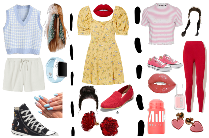 Belle Outfits