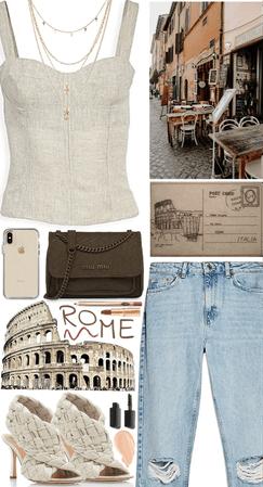 Favorite Place: Rome