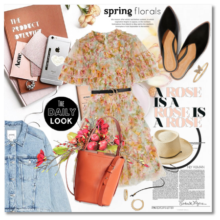 The Daily Look: Spring Florals
