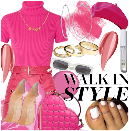 """""""Pink Outfit 💞✨💞"""""""