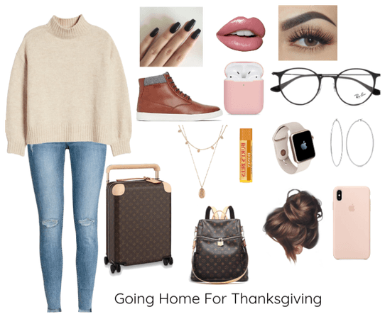Going Home For Thanksgiving