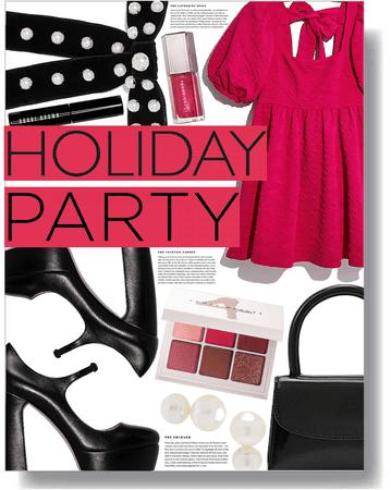 holiday pink 💗