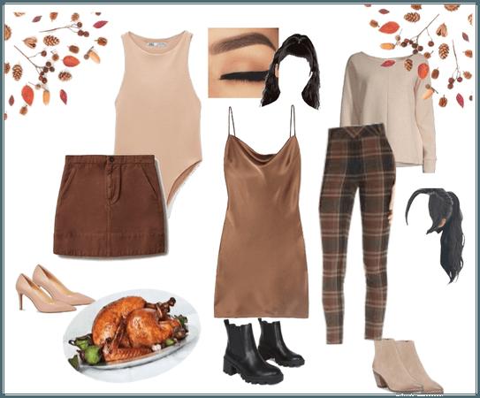 Chic Thanksgiving