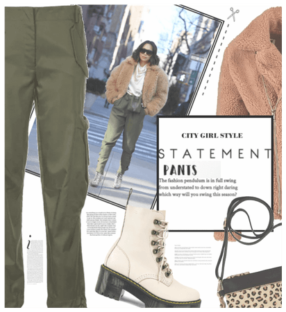 Statement Pants Trend