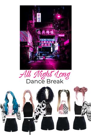 'All Night Long' Dance break | XOC