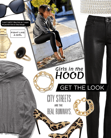 Style a Hoodie
