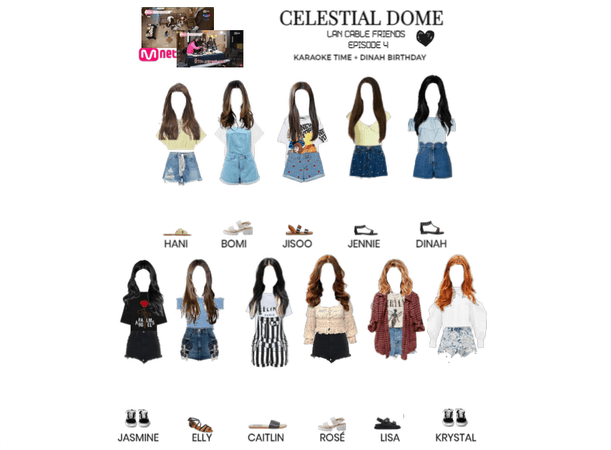 [CELESTIAL DOME] LAN CABLE FRIENDS EP. 4