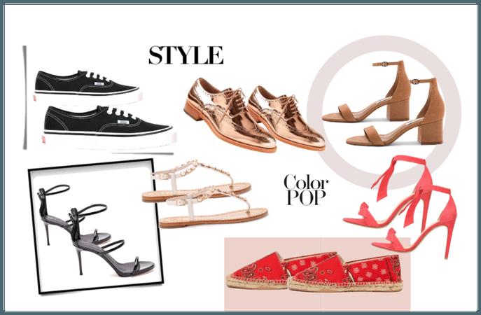 Shoes enmod