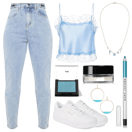 Women-Sky blue