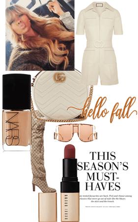 """""""Hello Fall""""🍂🍁"""