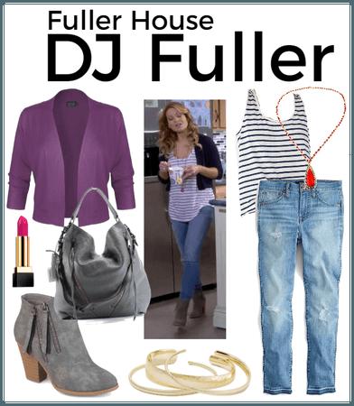DJ Fuller Outfits Season 1
